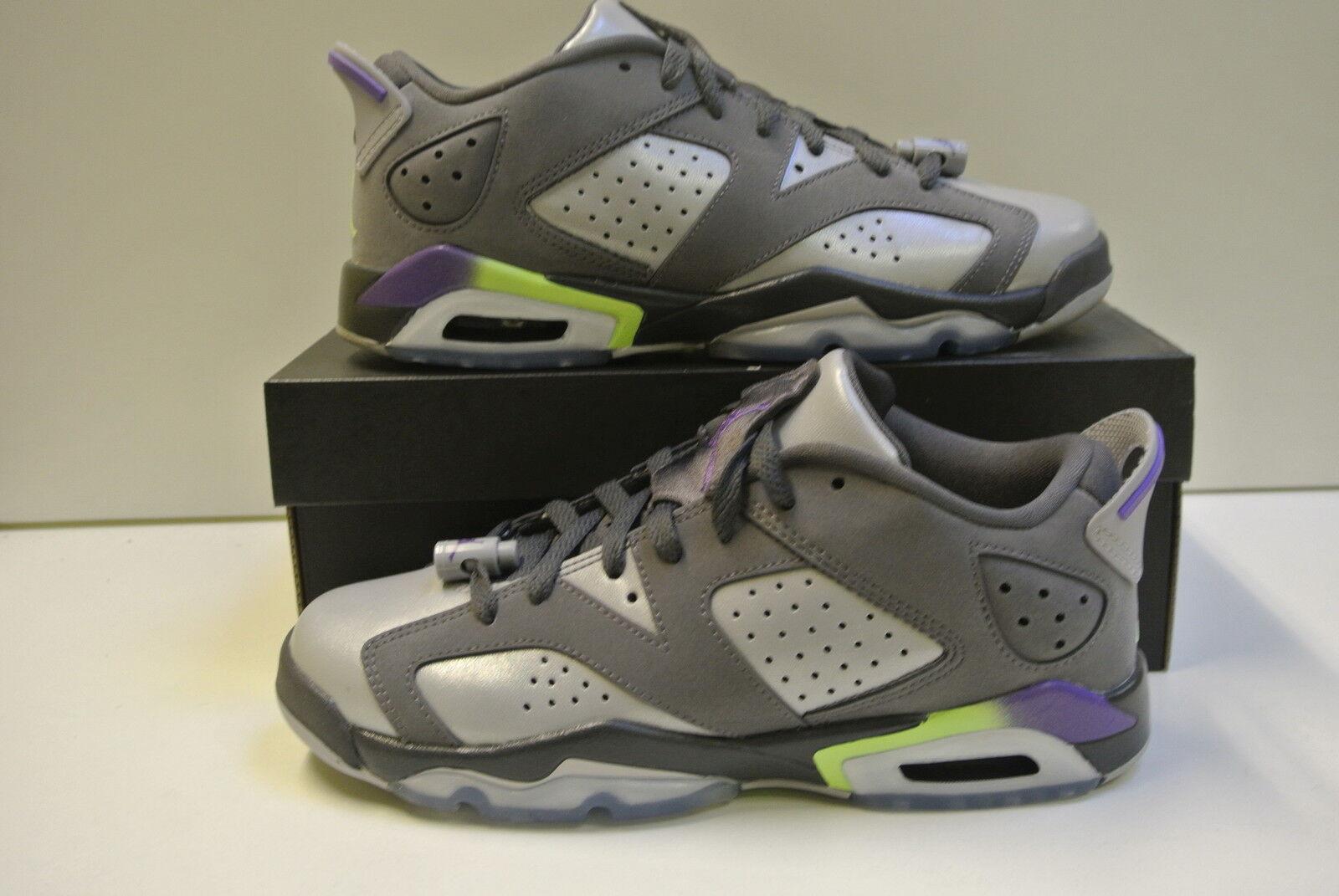 buy online 68288 b472c Nike Air Jordan 6 retro low GG talla elegibles nuevo   OVP 768878 008