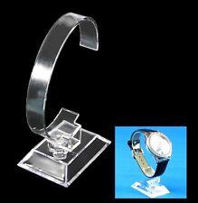 Plastic Jewellery Bracelet Watch Display Rack Show Holder Showcase 1pc