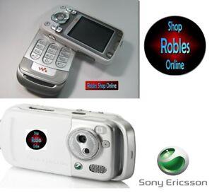 Sony-Ericsson-W550i-White-Ohne-Simlock-3BAND-1-3MP-Radio-Walkman-SEHR-GUT