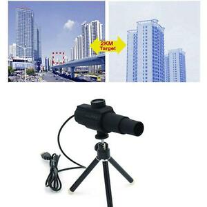 W110 Smart Digital Monocular Telescope 70X HD 2 Mega Camera for Safety Monitor