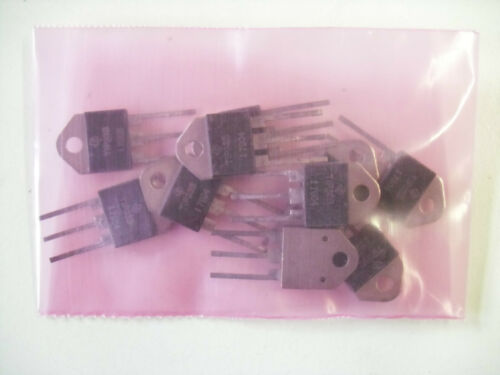 10 st texas-instrument !!! fa e1292 trans tip33b