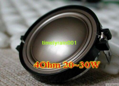 2pcs 75mm 4Ohm 4Ω 20~30W Tweeter Speaker Loudspeaker for harman JBL