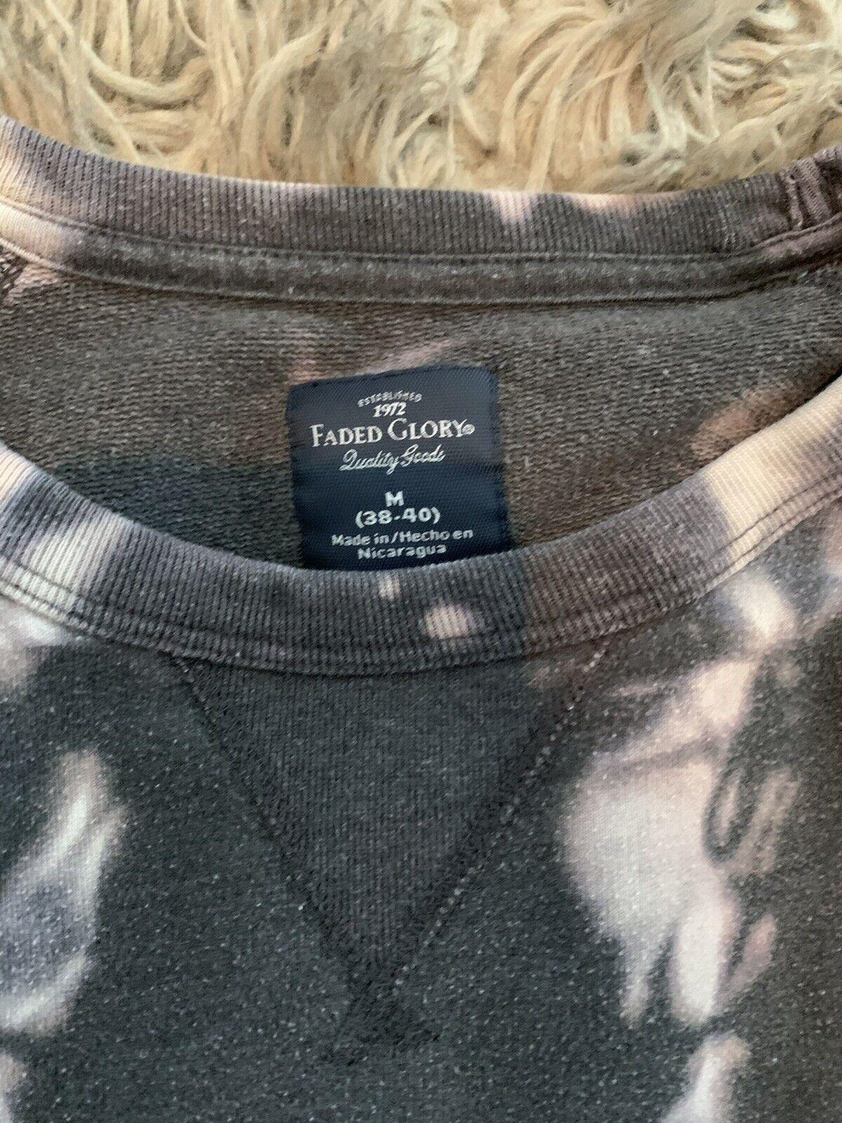 Sweatshirt Tie Dye , Tie Dye Sweater Size Medium … - image 4