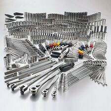 Craftsman 413 pc Mechanics Professional Tool Set SAE METRIC Wrenches Magnetic