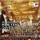 New-Year-039-s-Concert-2013-Neujahrskonzert-DVD-Very-Good-DVD