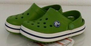 crocs-Kinder-Jungen-Maedchen-Schuhe-Clogs-crocband-Kids-NEU