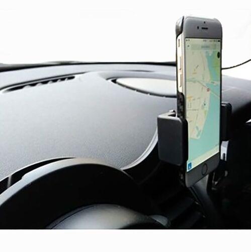 Montaje del Coche Cuna Soporte Soporte Teléfono Celular Inteligente Móvil GPS para Mini Cooper