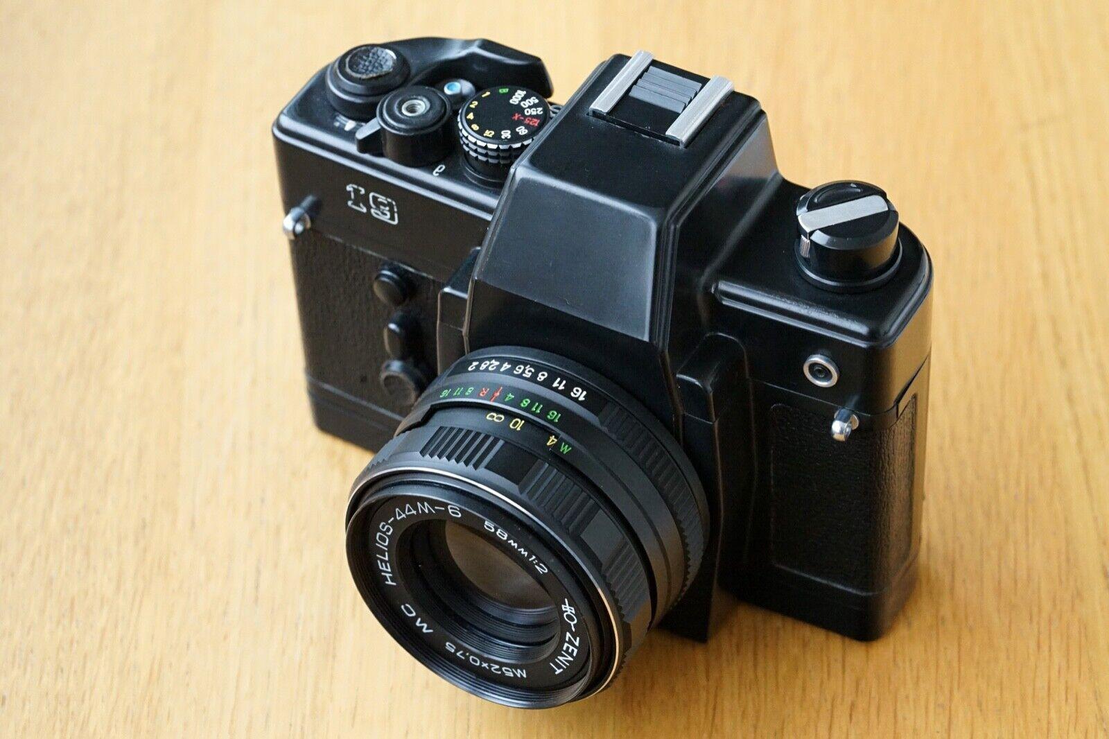 клематисов фотоаппарат зенит обзоры относится