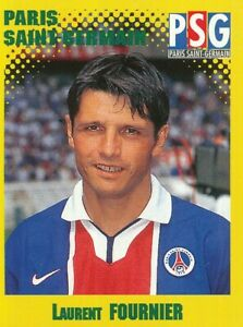 279-LAURENT-FOURNIER-FRANCE-VIGNETTE-STICKER-PANINI-FOOT-98