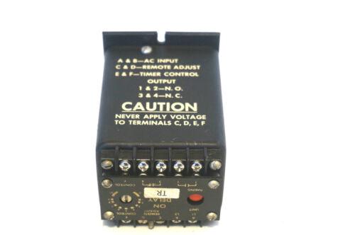 USED ISSC 1013-1G1B TIMER 10131G1B