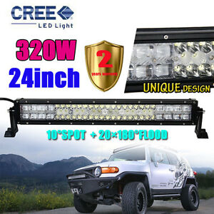 320W-24-034-INCH-CREE-LED-Combo-Work-Light-Bar-Offroad-Driving-Lamp-4WD-23-034-22-034-ATV