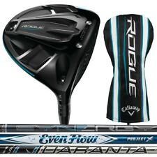 New 2018 Callaway Rogue Driver - Choose Your Shaft, Flex, and Loft!