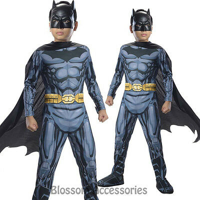 CK283 Classic Batman Dark Knight Superhero Hero Boys Child Book Week Costume