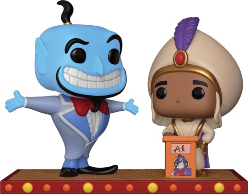 Funko POP Action- & Spielfiguren Vinyl Disney Film Moment Schlüsselanhänger Aladdin's erste Wunsch