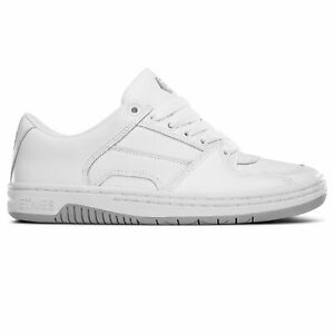 Details about Etnies Senix Lo (WhiteGrey) Men's Skate Shoes