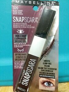 f82d90a2968 Image is loading NEW-Maybelline-Snapscara-Washable-Mascara-Black-Cherry-320