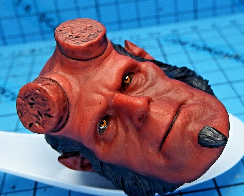 Argiocattoli 1 6 AR-001 Hell uomo Hellboy cifra -  Head Sculpt  risparmiare fino all'80%