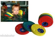 Delphin Schwimmscheiben Baby Kind Schwimmhilfe Schwimmflügel Wasser lernen