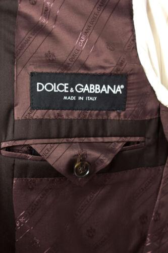 Giacca g Giacca 94 Marrone Slim lavoro da D Dolce gr s Gabbana 6qrrw5X