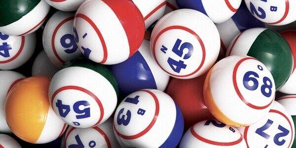 Professional Samson Bingo Ball Set- Multi ColGoldt Single Numberot