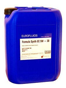 Motoroel-5W-30-VW-50400-50700-Longlife-III-BMW-LL-04-MB-229-51-Ol-20-Liter