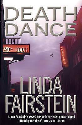 """AS NEW"" Death Dance (Alexandra Cooper), Fairstein, Linda, Book"