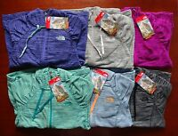 North Face Women's Novelty Mezzaluna Full Zip Hoodie Soft Save $$$