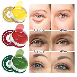 120Pc-Collagen-Eye-Patch-Anti-Wrinkle-Dark-Circle-Under-Eye-Pads-Gel-Mask-Sleep