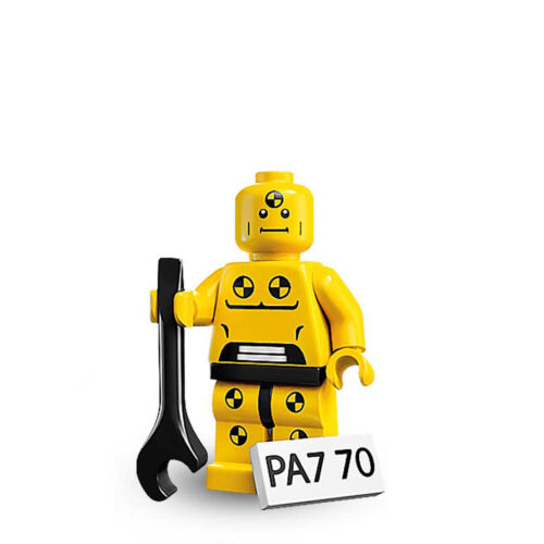 LEGO 8683 MINIFIGURES SERIES 1-8 Dummy