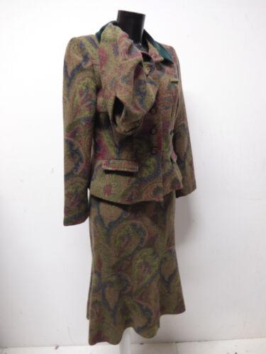 Wool Mint P Virgin 38 donna De Purificacion Gr Garcia Costume da 6900 z4wUwg8