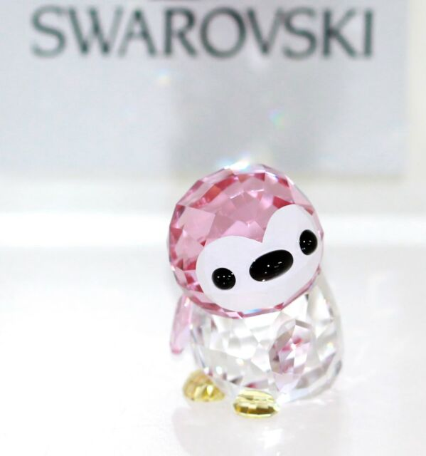 Swarovski Original Figurine Scs Penguin Little Sister Patty 5405834 New