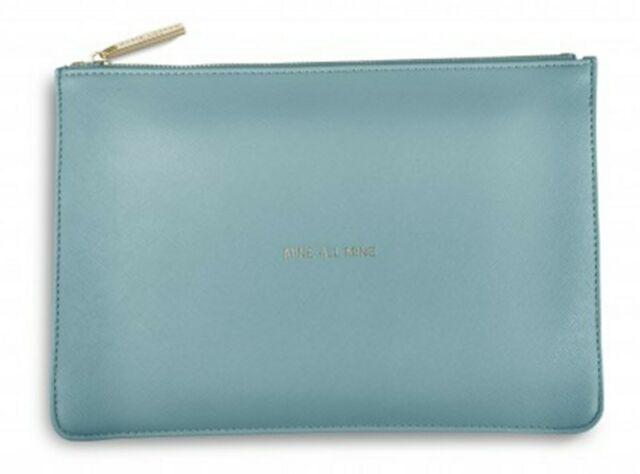 9dce53d7b Katie Loxton GOOD AS GOLD Perfect Pouch Clutch Bag - Metallic Gold + Gift  Bag