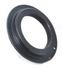 M39 Lens to Canon EOS 1100D 650D 600D 550D 450D 60D 7D 6D 5D Mark II III Adapter