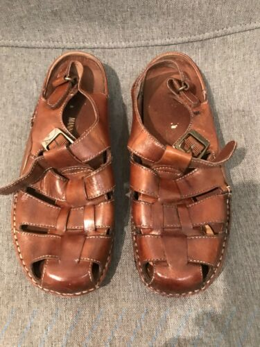 Leather Boutique Chaussures Gr Femmes Sandals Brinkmann 37 Marron Chaussures Femmes Dr UEHxFqwq