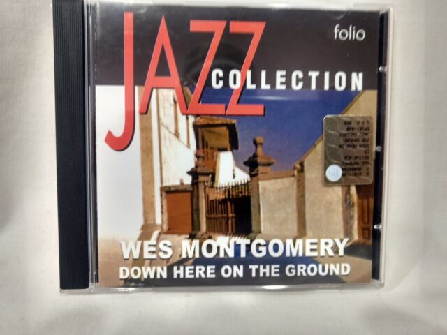 buy popular 40ca9 dc0ae Wes Montgomery Down Here on The Ground CD