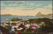 brazil, RIO DE JANEIRO, Gloria e Entrada da Barra (1927) Stamp