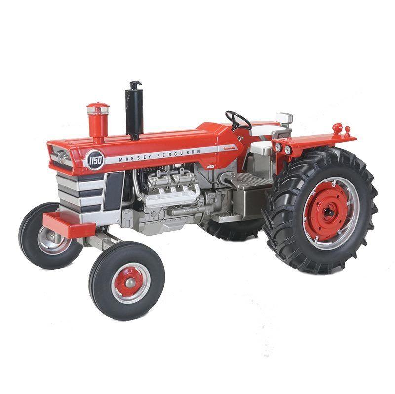 1 16 alto detalle 1150 de ancho Tractor Massey Ferguson SCT628 por Speccast Nuevo En Caja