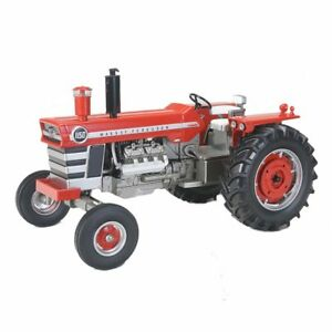 Details about 1/16 High Detail Massey Ferguson 1150 Wide Tractor SCT628 by  SpecCast New in Box