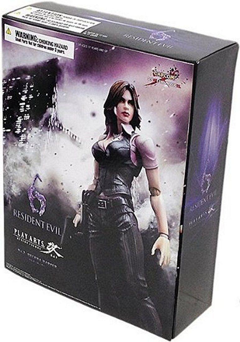 Square Enix Play Arts Kai - Resident Evil 6 - Helena Harper Figurine - Nip