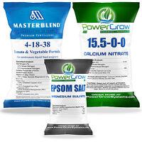 Masterblend 4-18-38 Fertilizer Master Combo Kit (25 Pounds)