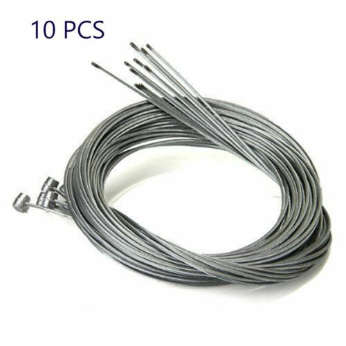 Metal Silver Gear Bicycle Brake Line Bike Safety Shifter Core Inner Cable Wire