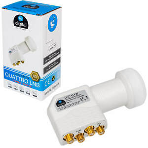 Quattro Lnb Multischalter : digital lnb f r multischalter quattro lnc lmb full hdtv 4k ~ Watch28wear.com Haus und Dekorationen