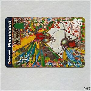 Telecom-Invisible-Heritage-Fly-N945812-835-5-Phonecard-PH7