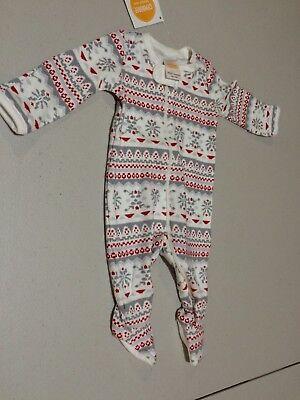 NWT Gymboree Baby Newborn Essential Cloud Bodysuit Boy Girl 0-3-6M