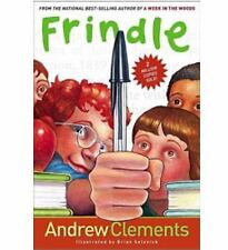 Frindle by Andrew Clements **Free Shipping** Softcover
