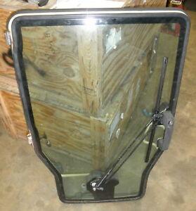Case 420 420ct Skid Steer Door Assy 87627520 87491303