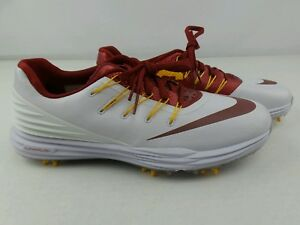 Authentic New Nike Lunar Control 4 Ncaa Usc Trojans Womens Golf Shoes Ebay