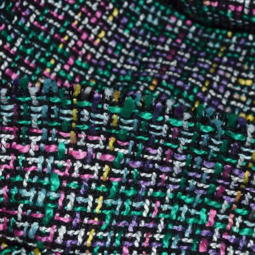Qe103a vert rose en coton mélangé violet Canapé Coussin Housse//taie d/'oreiller Taille personnalisée