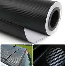 "3D Carbon Fiber Vinyl Wrap Film Sheet Decal Sticker Phone Laptop Car 40""x60"""