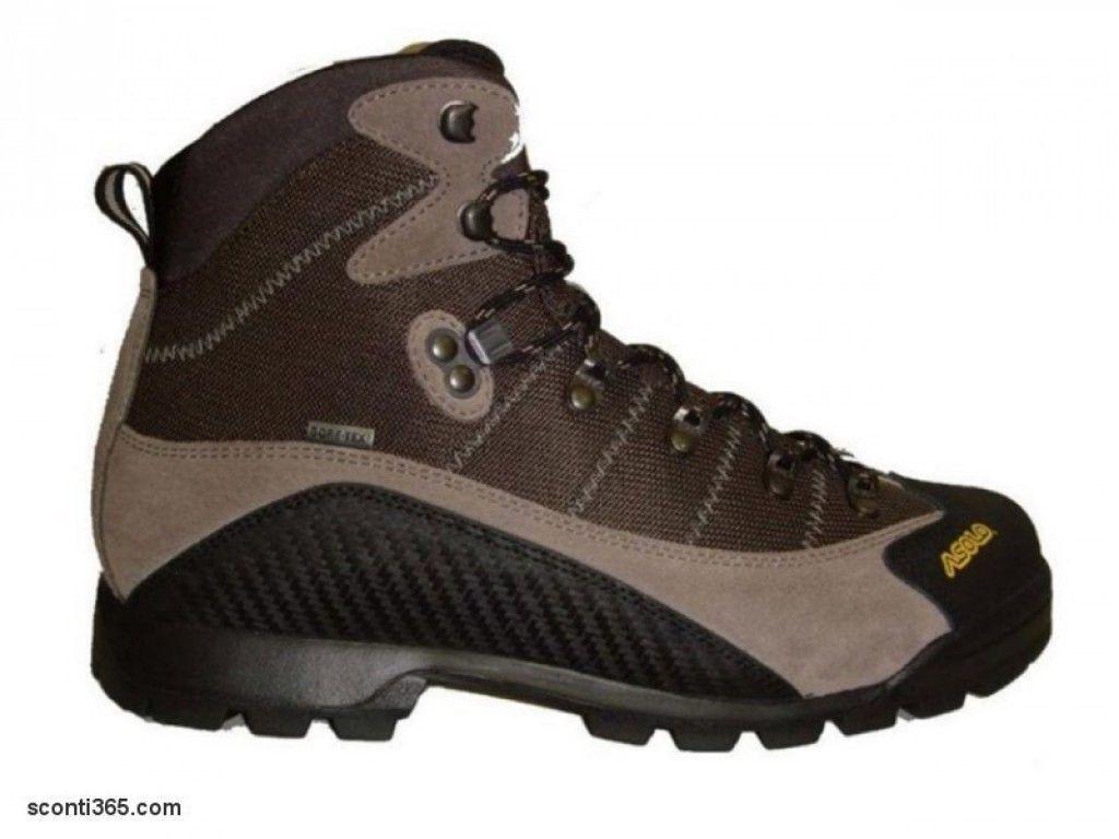 Asolo Scarpone Trekking Horizon Gv MM Asolo - A23000 A257 (Cendre Marronee)